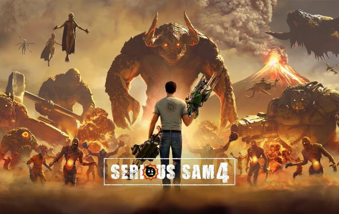 Serious Sam 4 Deluxe Edition Free Download