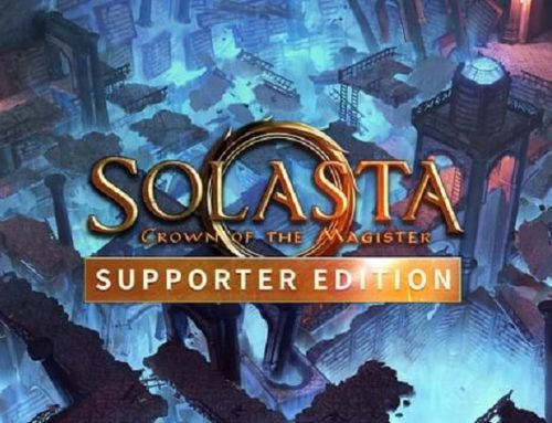 Solasta: Crown of the Magister – Supporter Pack Free Download