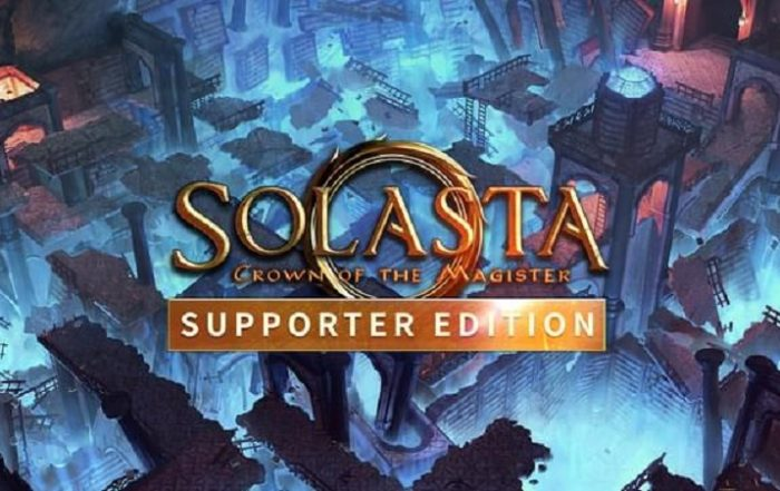 Solasta Crown of the Magister - Supporter Pack Free Download