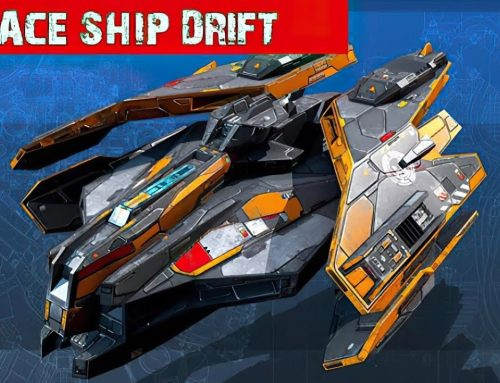 Space Ship DRIFT Free Download