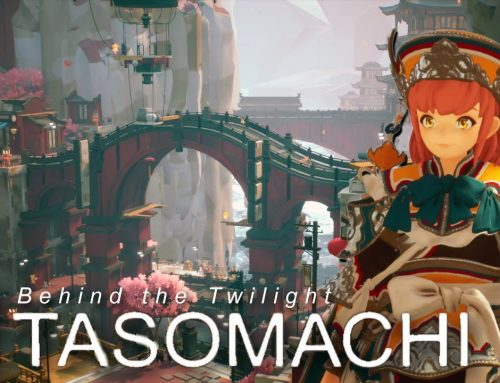 TASOMACHI: Behind the Twilight Free Download