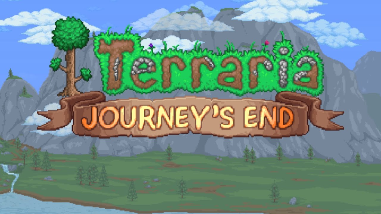 Terraria Journey's End Free Download