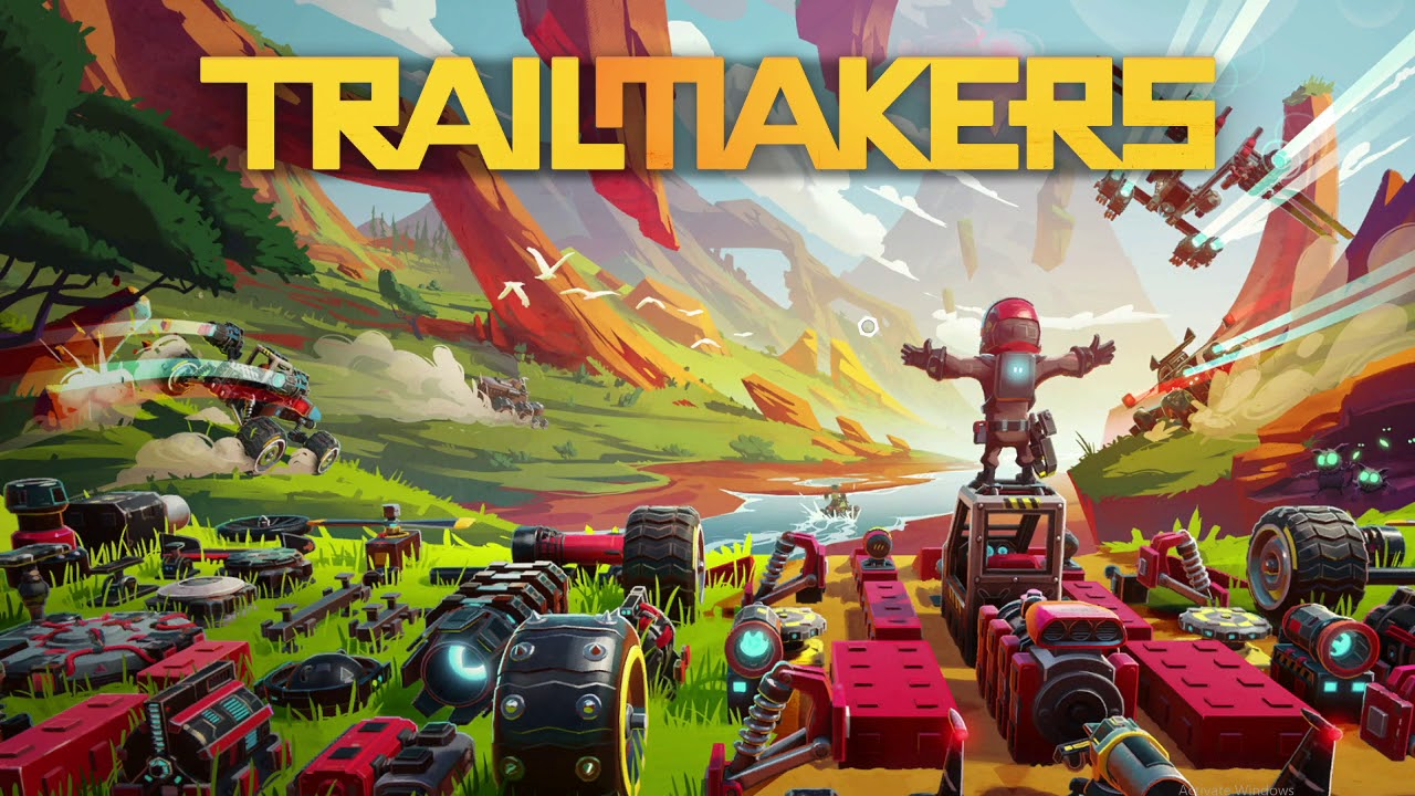 Trailmakers - The Mod Makers Free Download