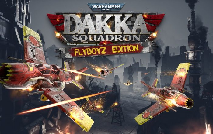 Warhammer 40,000 Dakka Squadron - Flyboyz Edition Free Download