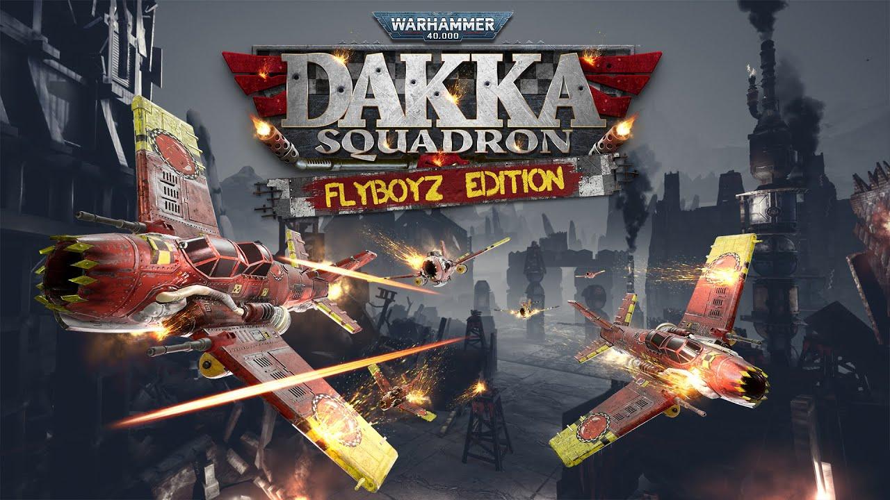 Warhammer 40,000 Dakka Squadron - Flyboyz Edition Free Download
