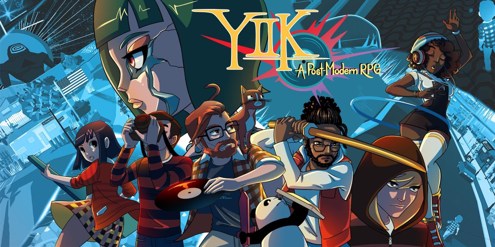 YIIK A Post-Modern RPG Free Download