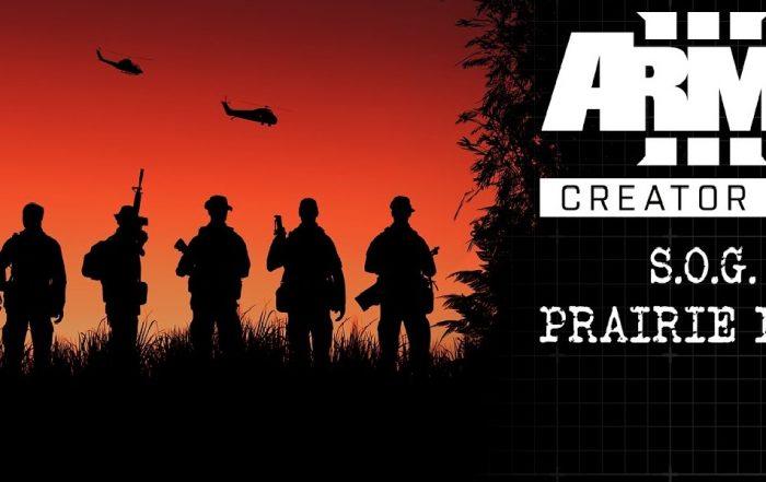 Arma 3 S.O.G Prairie Fire Free Download