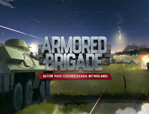 Armored Brigade Nation Pack: Czechoslovakia – Netherlands Free Download