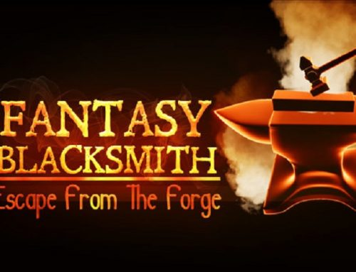 Fantasy Blacksmith – Escape From The Forge Free Download