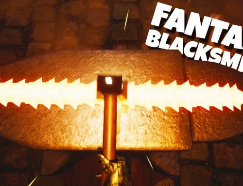 Fantasy Blacksmith – Escape From The Forge Hotfix Free Download