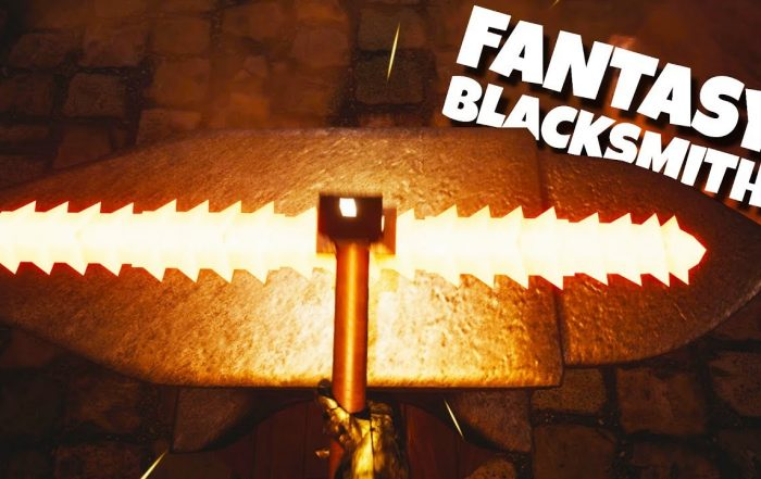 Fantasy Blacksmith - Escape From The Forge Hotfix Free Download