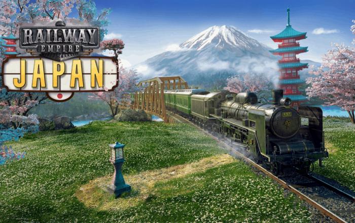 Railway Empire - Japan Free Download