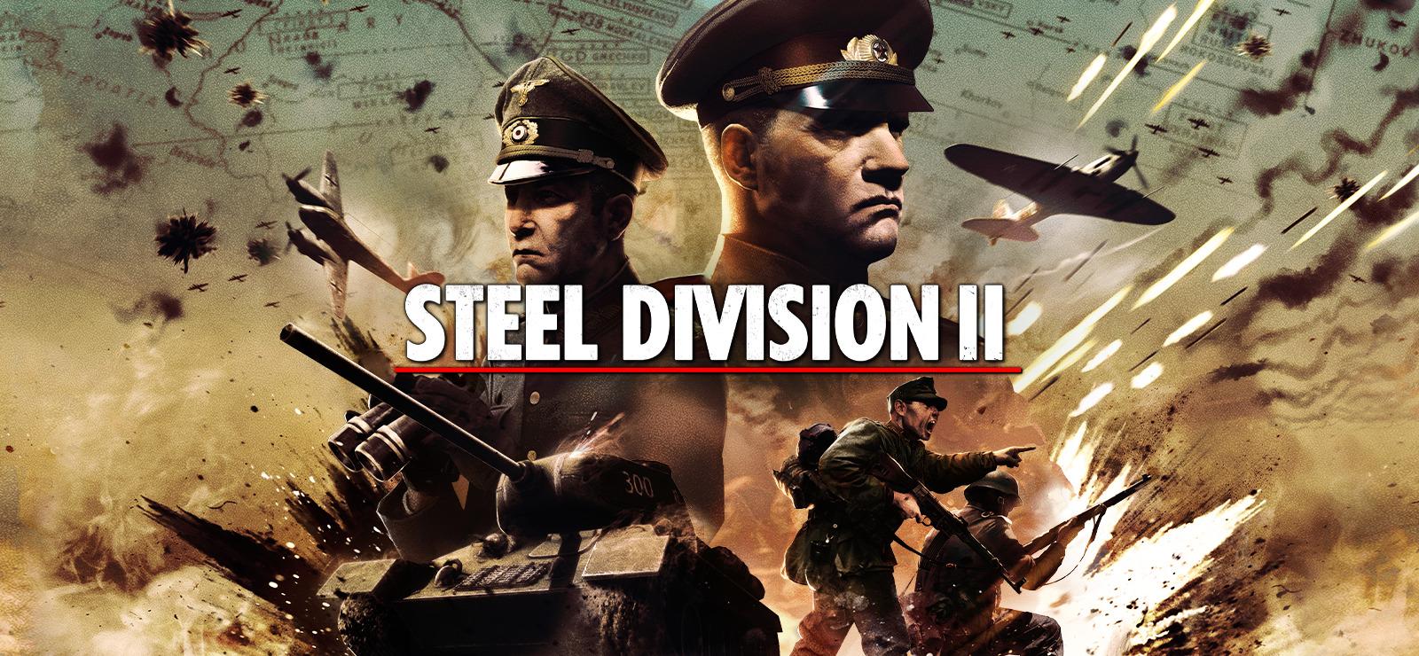 Steel Division 2 - Burning Baltics Free Download