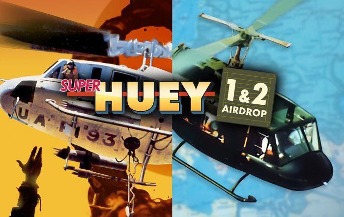 Super Huey 1 & 2 Airdrop Free Download