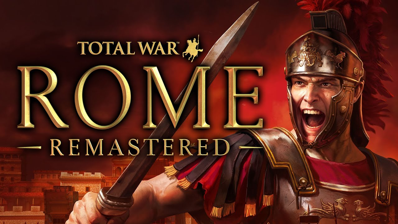 Total War ROME Remastered - Enhanced Graphics Pack Free Download