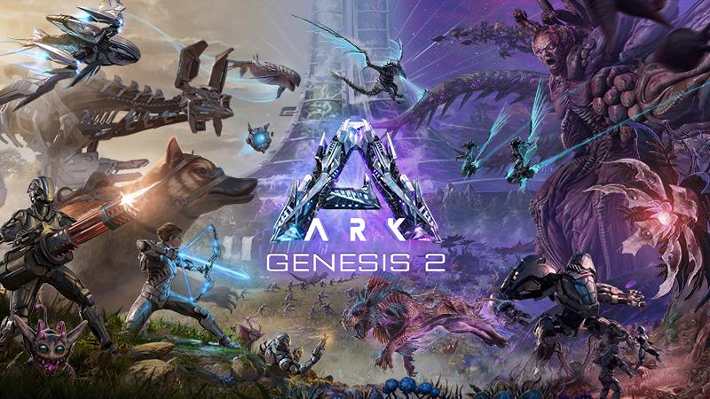 ARK Survival Evolved - Genesis Part 2 Free Download