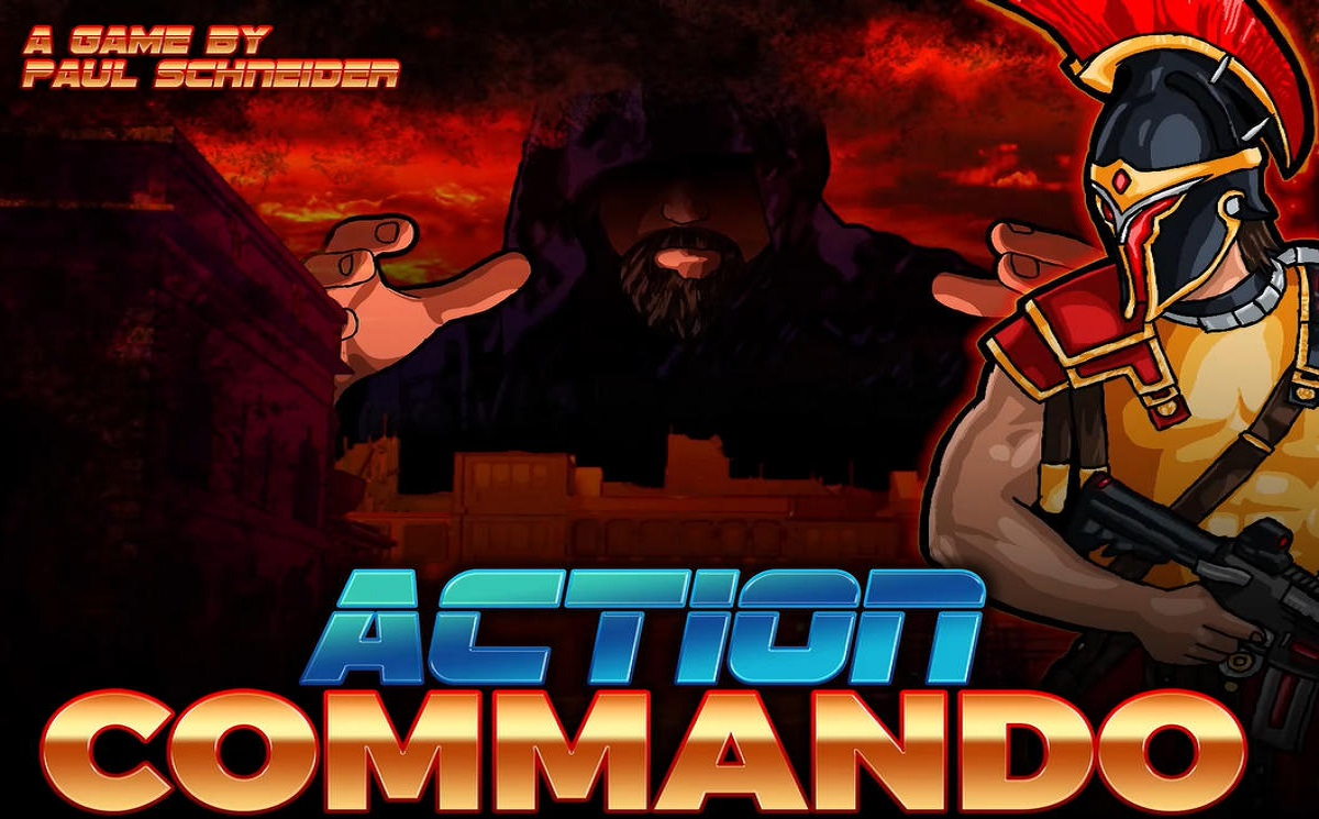 Action Commando Free Download