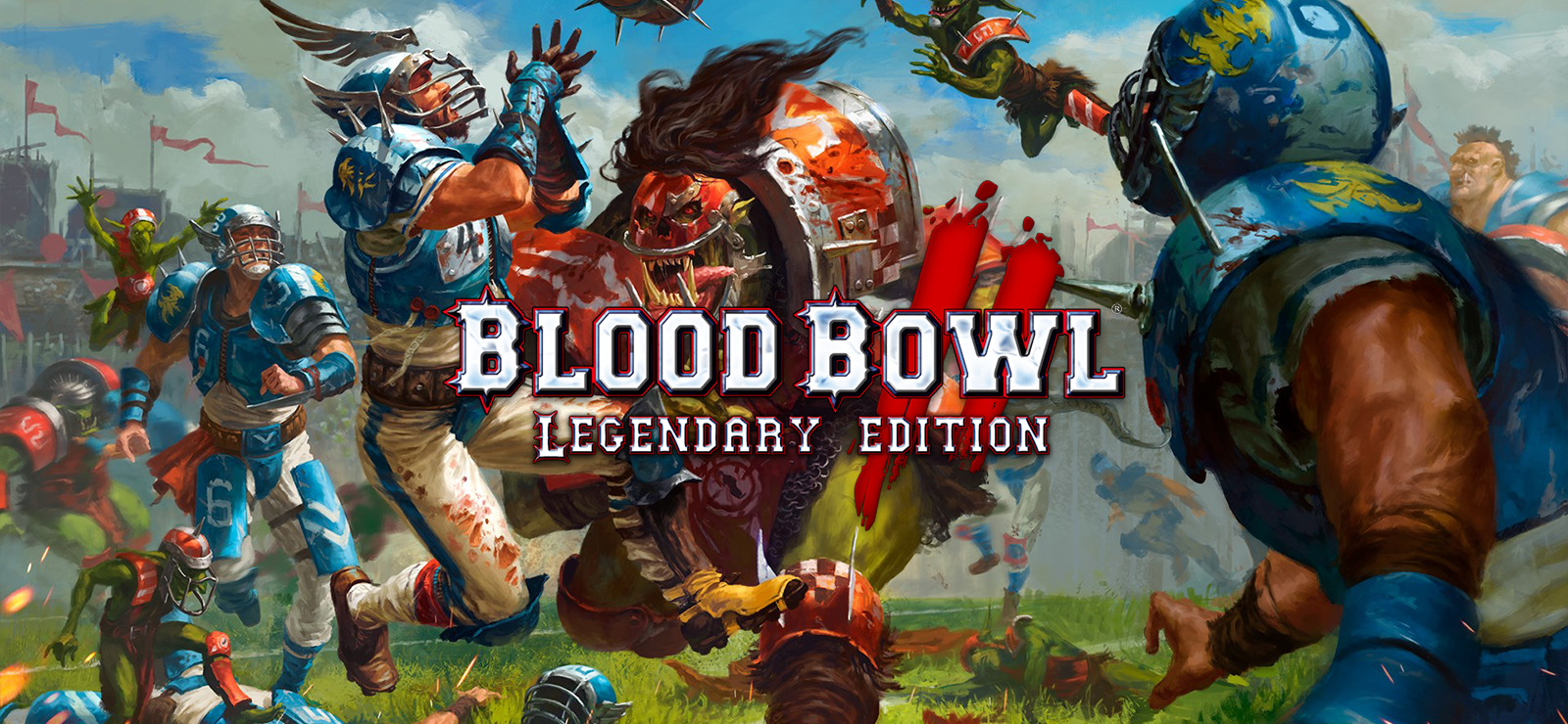 Blood Bowl 2 - Legendary Edition Free Download