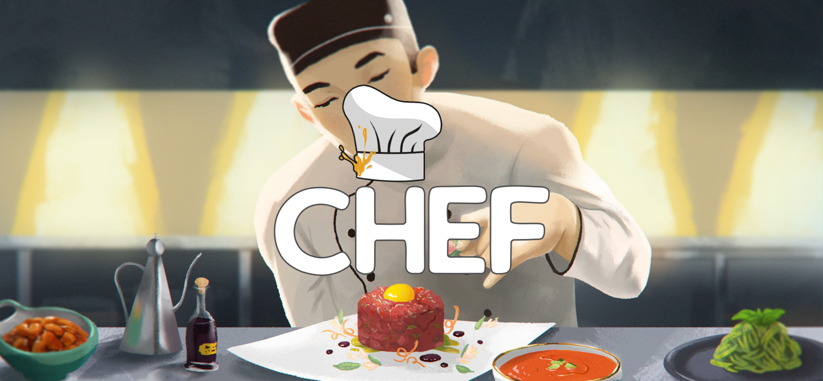 Chef A Restaurant Tycoon Game Eastern Asian Cuisine Free Download