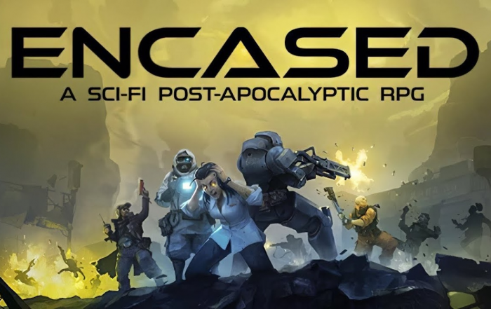 Encased A Sci-Fi Post-Apocalyptic RPG Free Download