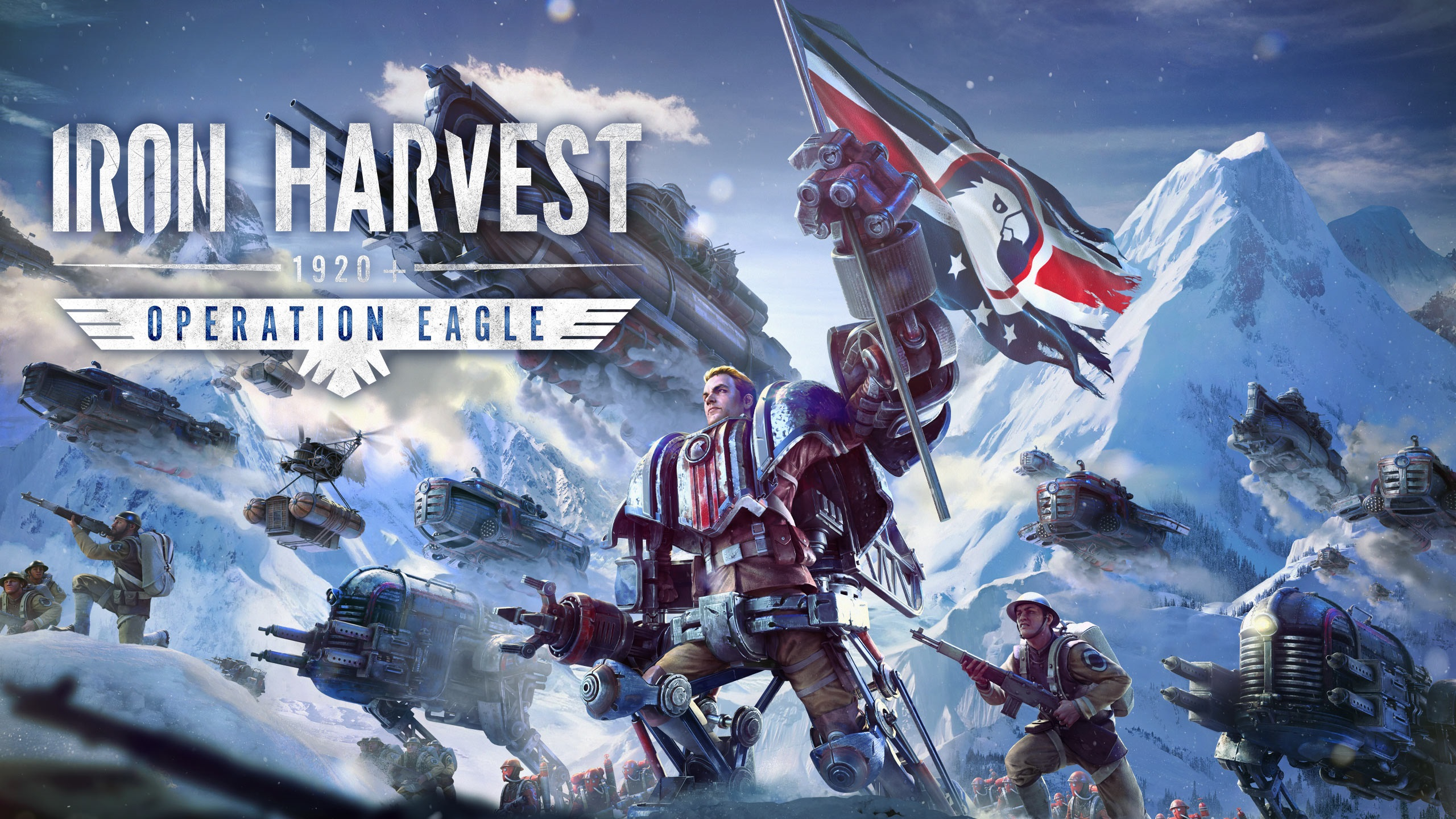 Iron Harvest Operation Eagle Free Download