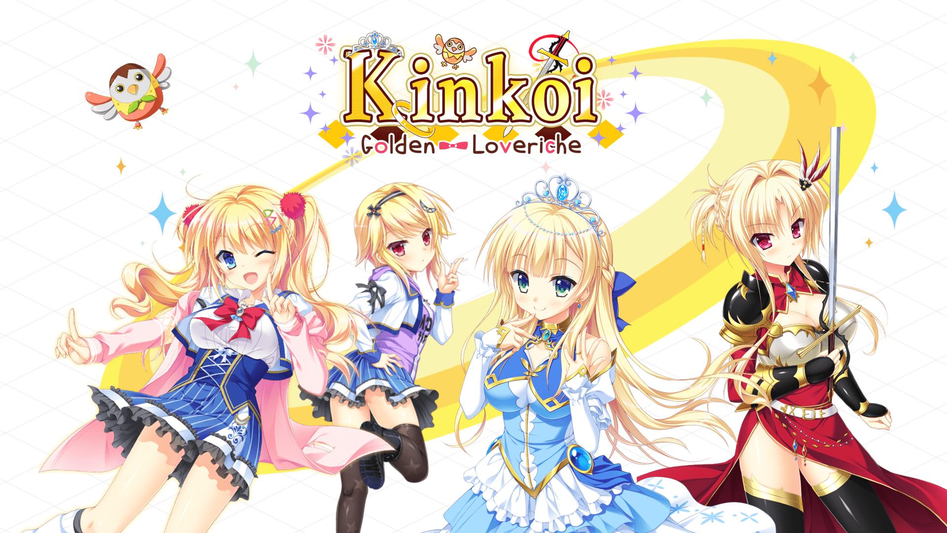 Kinkoi Golden Loveriche Free Download