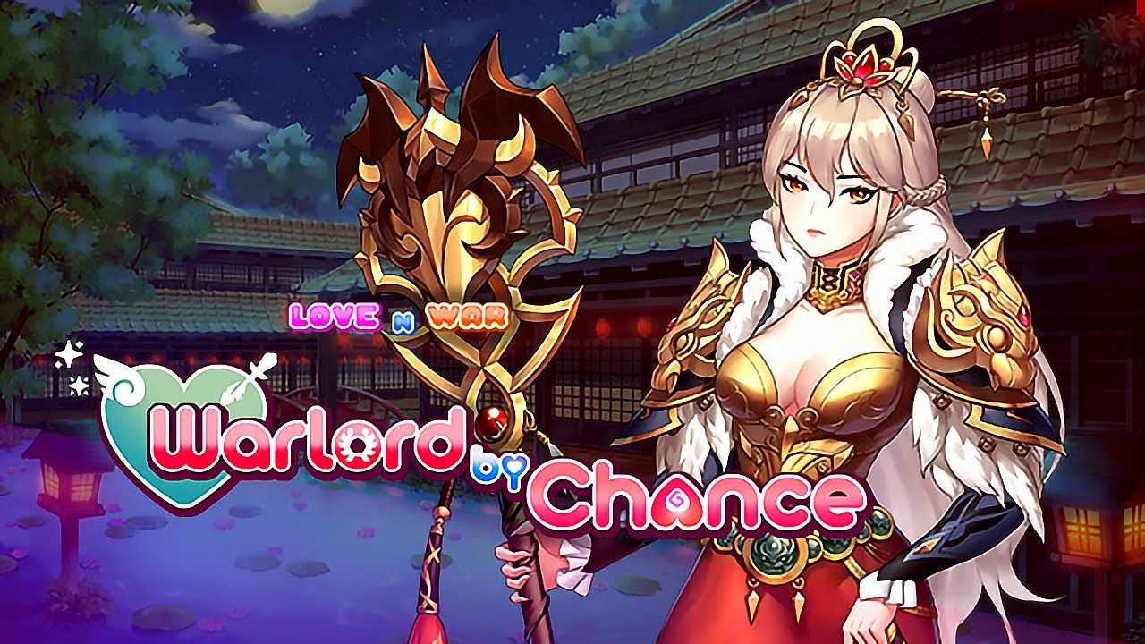 Love n War Warlord by Chance Free Download