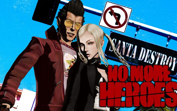 No More Heroes Free Download