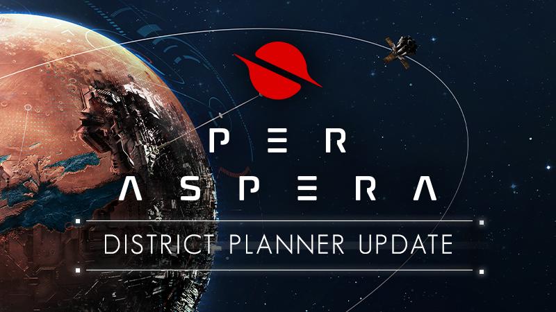 Per Aspera - District Planner Free Download