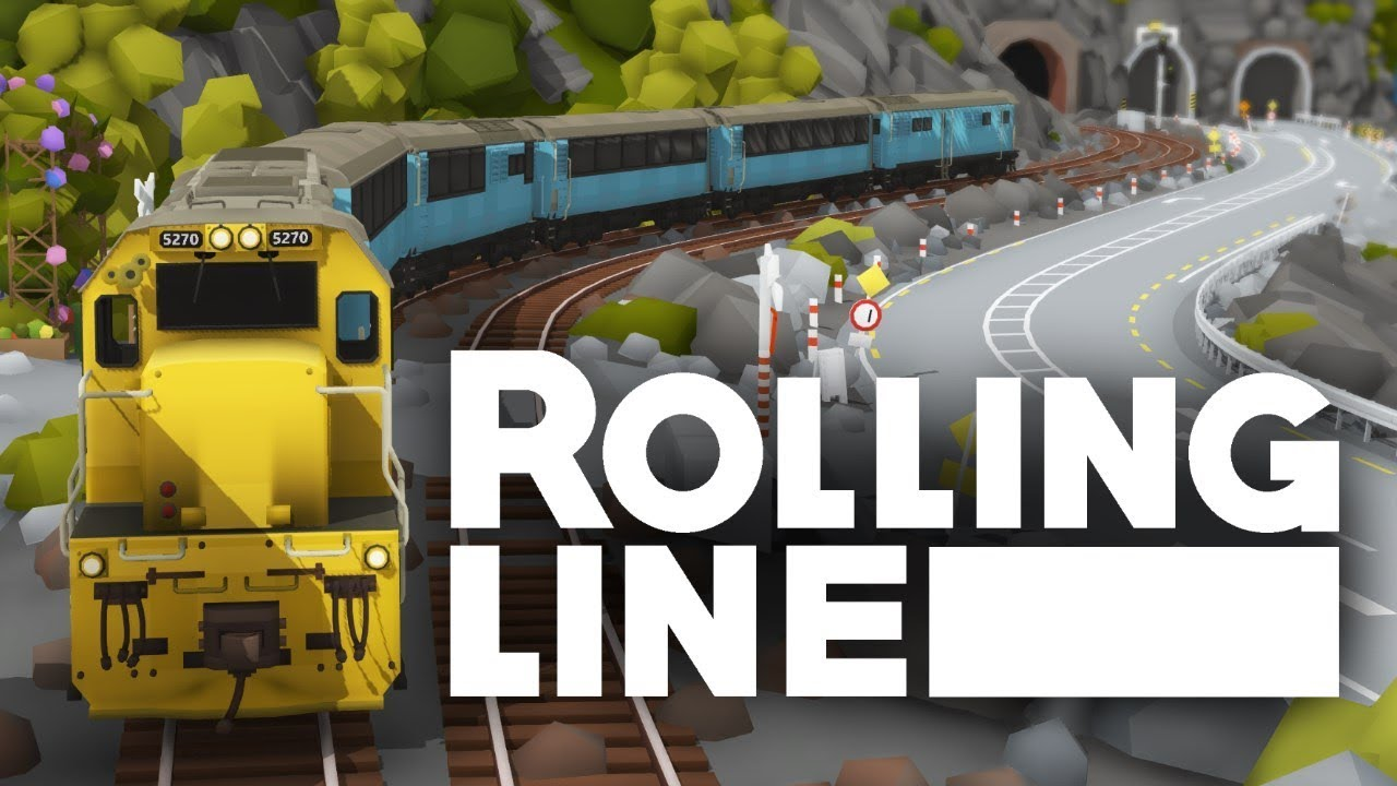 Rolling Line Santa Fe Remaster Free Download