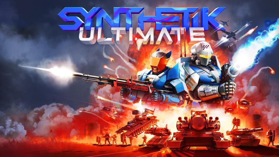SYNTHETIK Legion Rising ULTIMATE Free Download