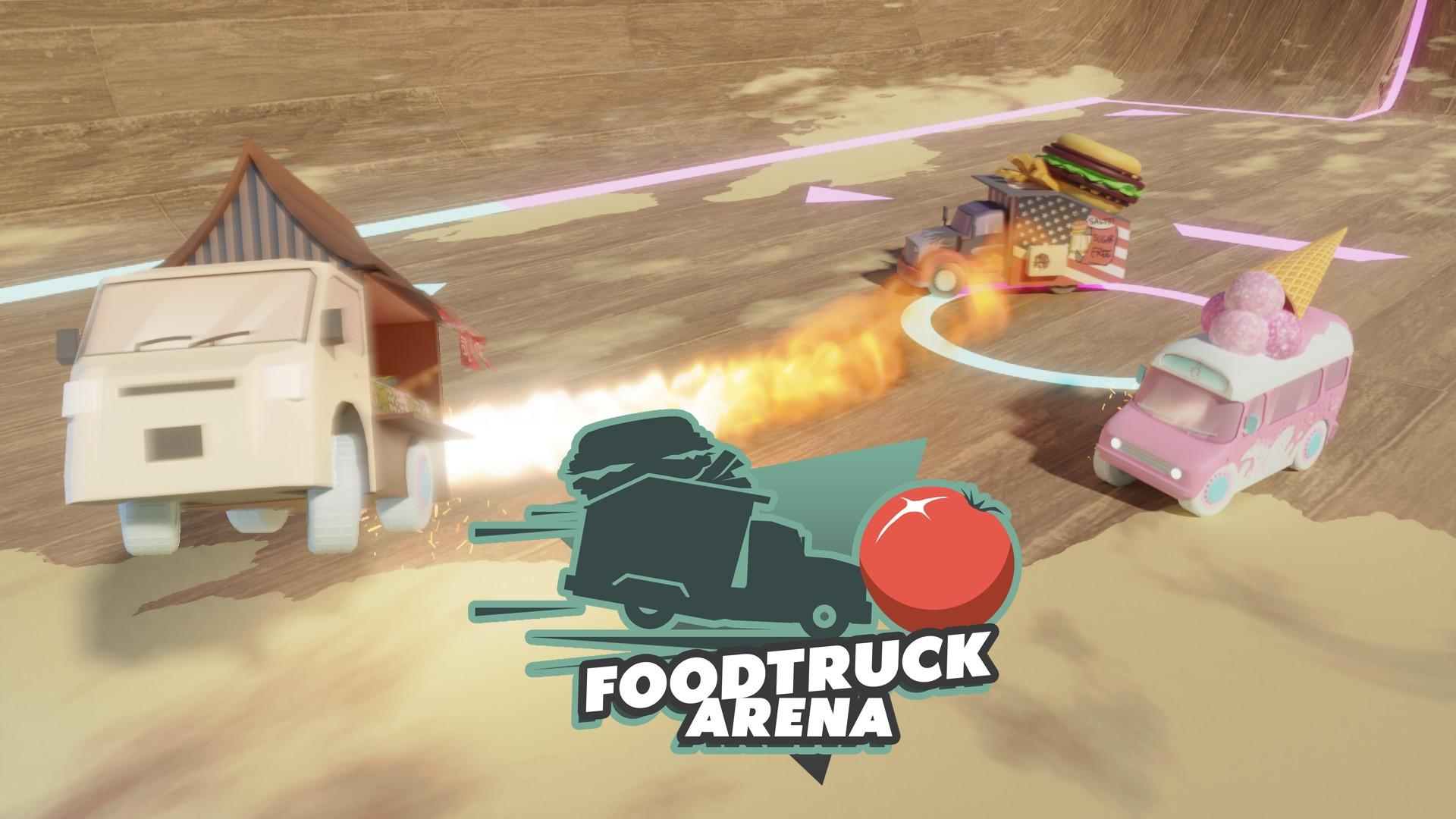 Foodtruck Arena Free Download