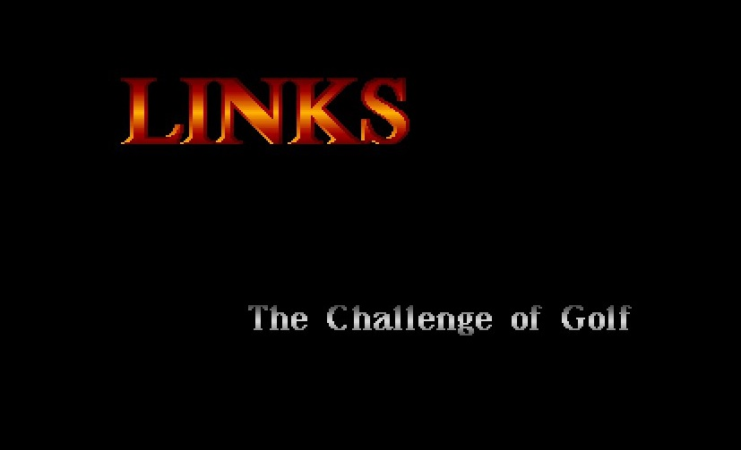 Links The Challenge of Golf Free Download