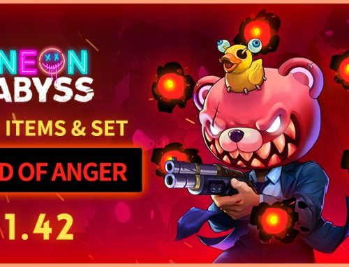Neon Abyss Lord of Anger Free Download