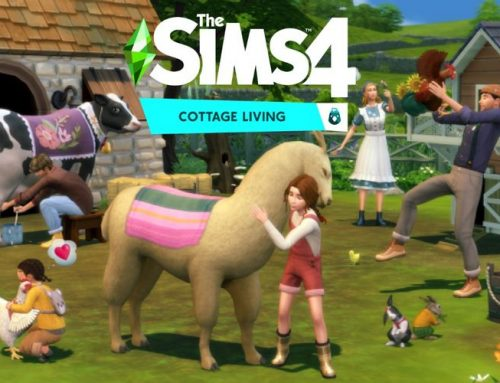 The Sims 4 Cottage Living Free Download