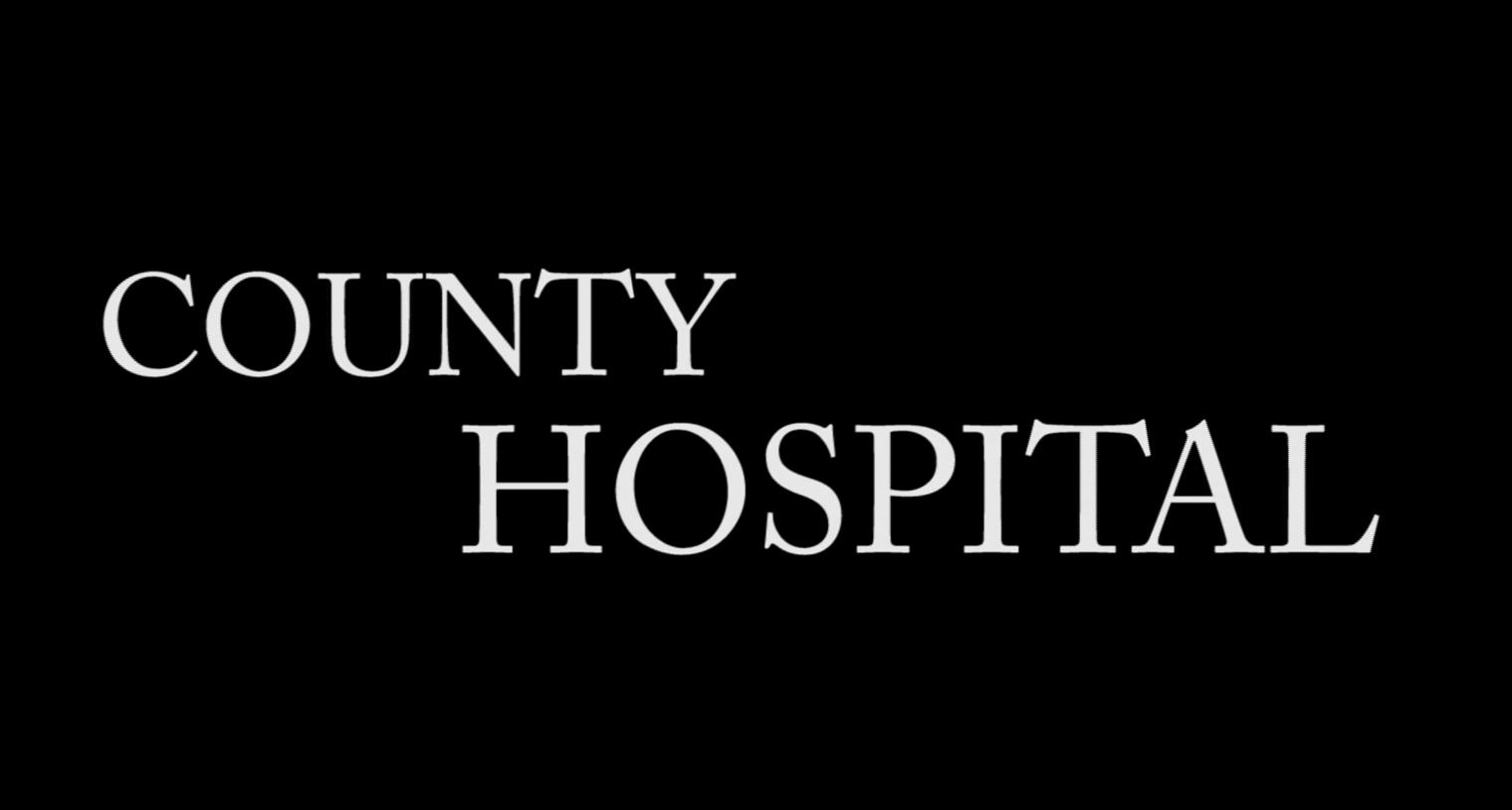 County Hospital Free Download