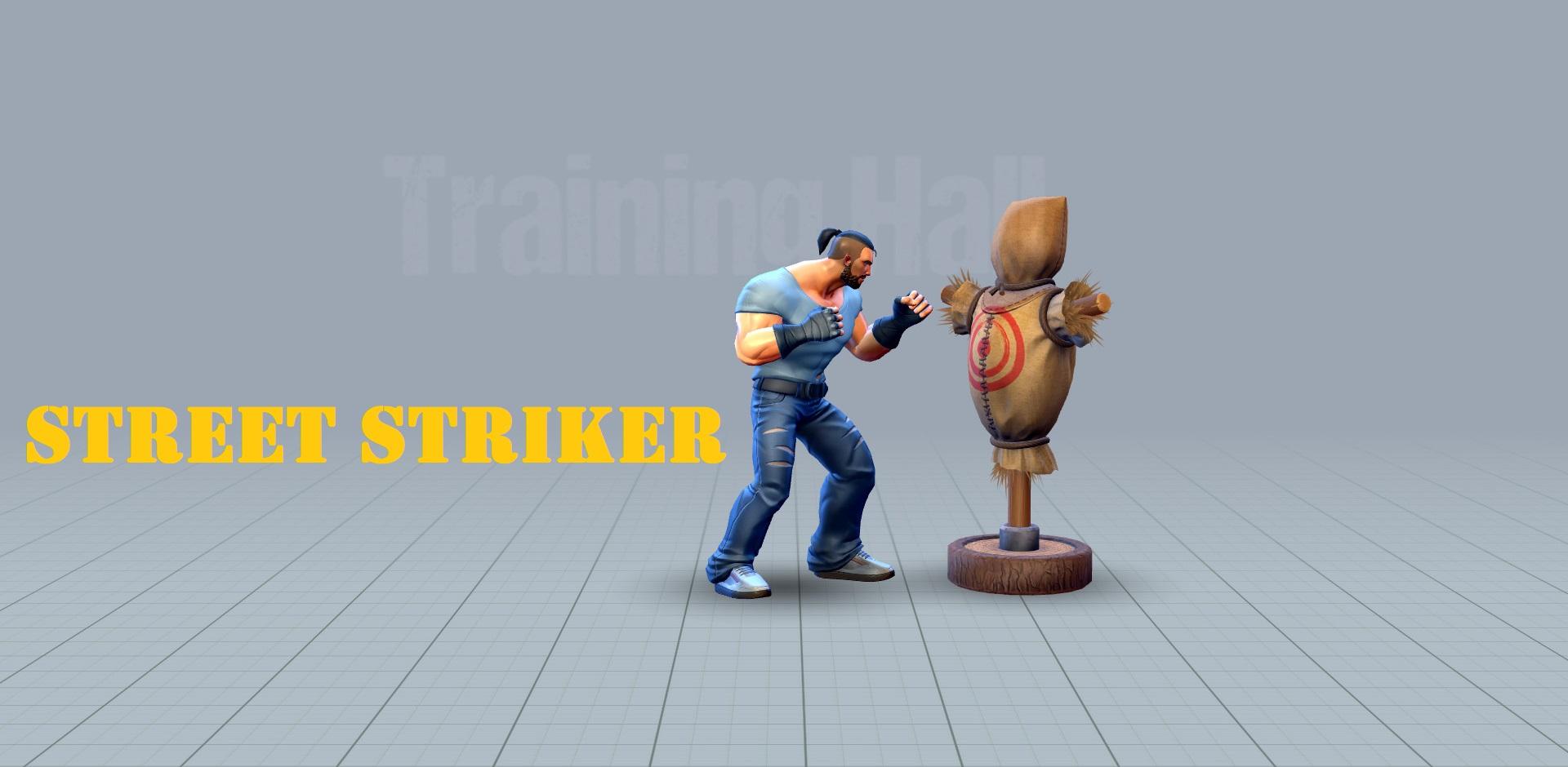Street Striker Free Download
