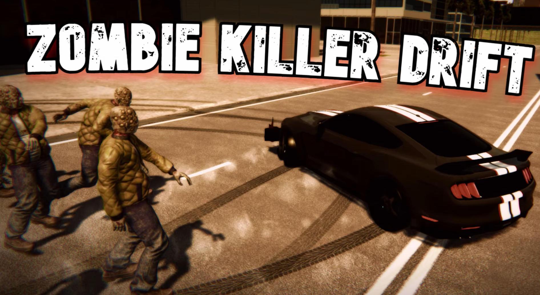 Zombie Killer Drift - Racing Survival Free Download