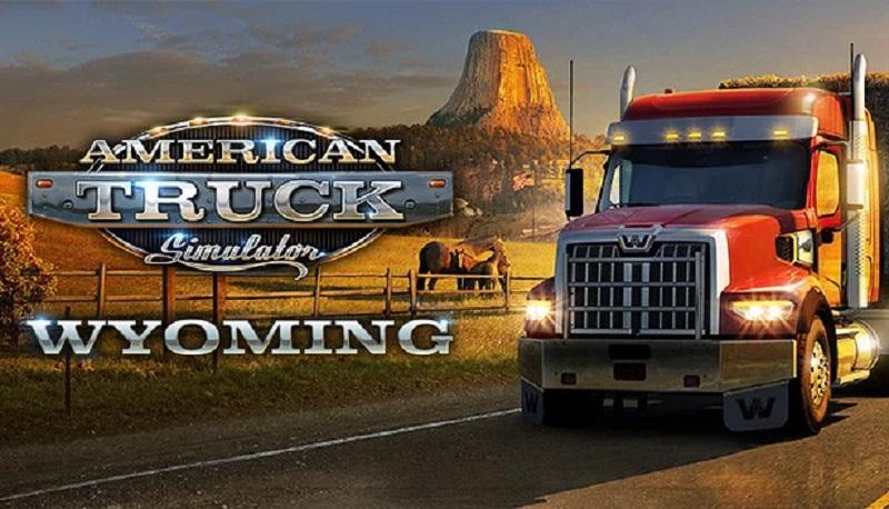 American Truck Simulator - Wyoming Free Download