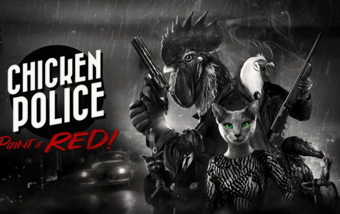 Chicken Police - Paint it RED! Free Download
