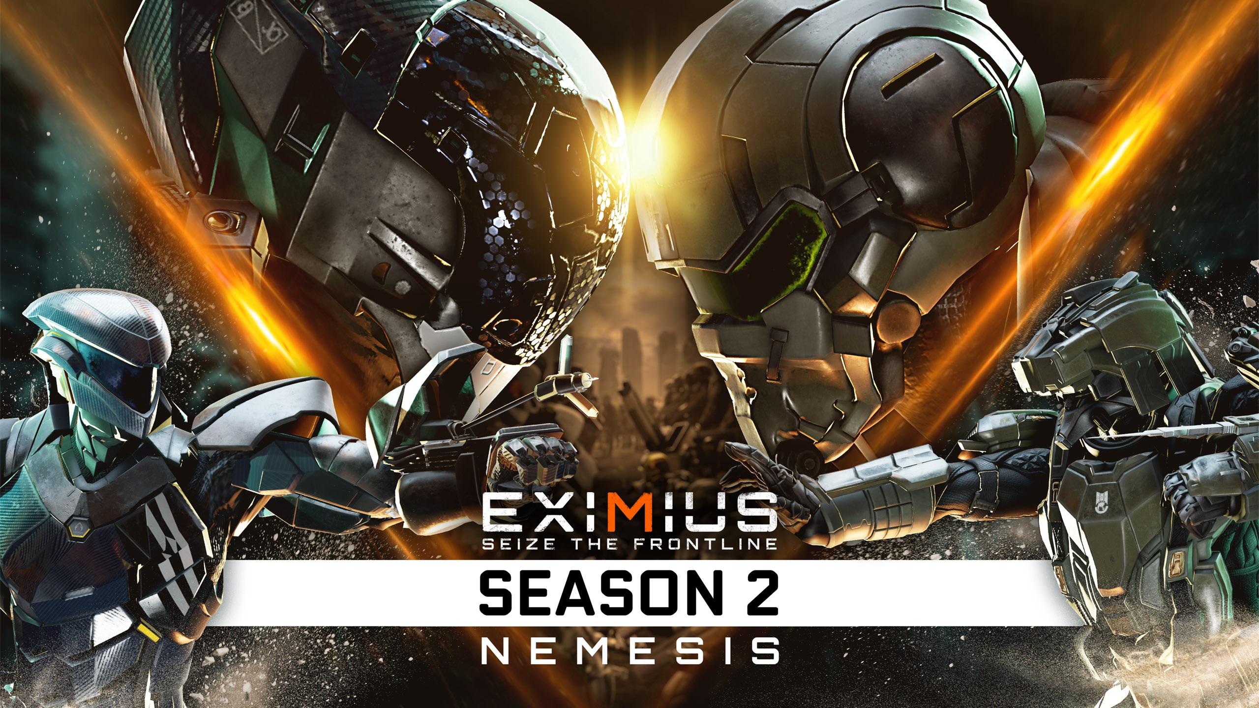 Eximius Seize the Frontline Nemesis Free Download