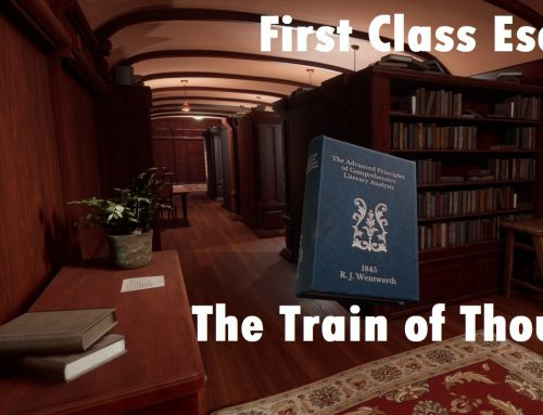 First Class Escape: The Train of Thought Free Download