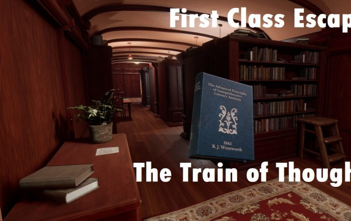 First Class Escape The Train of Thought Free Download