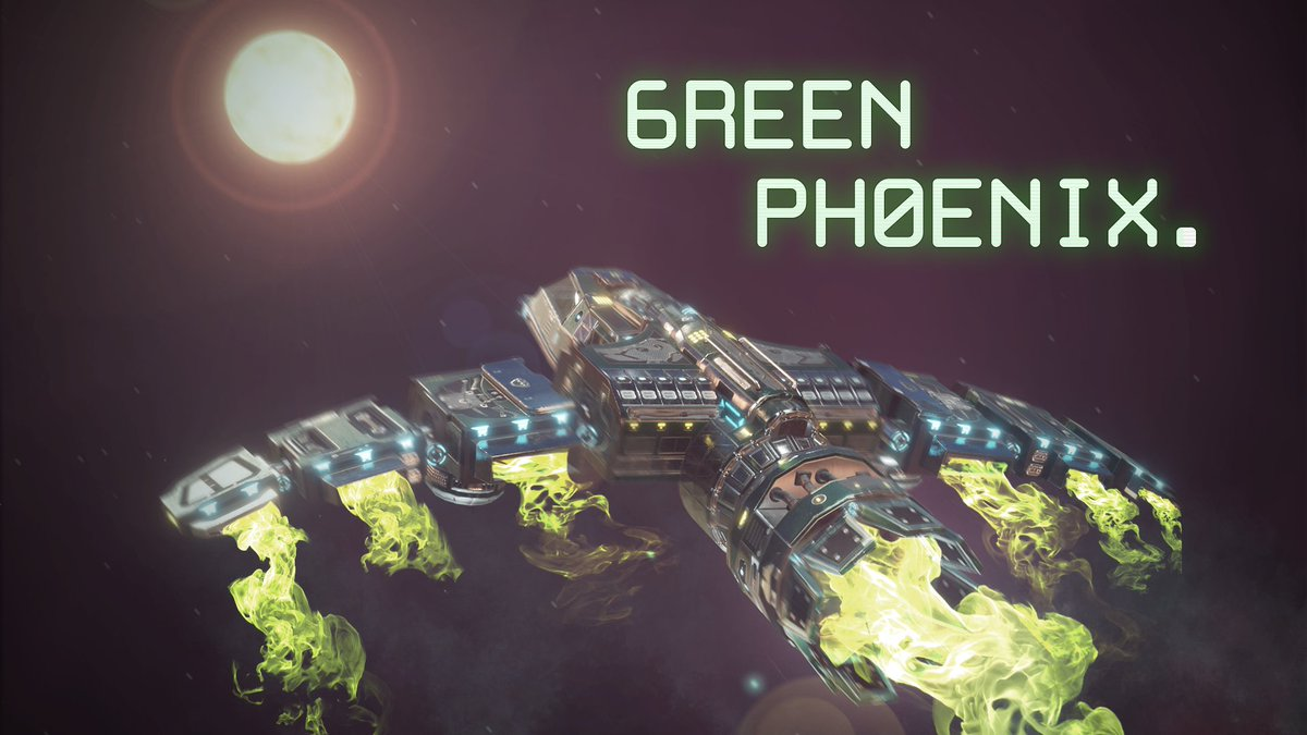 Green Phoenix Free Download
