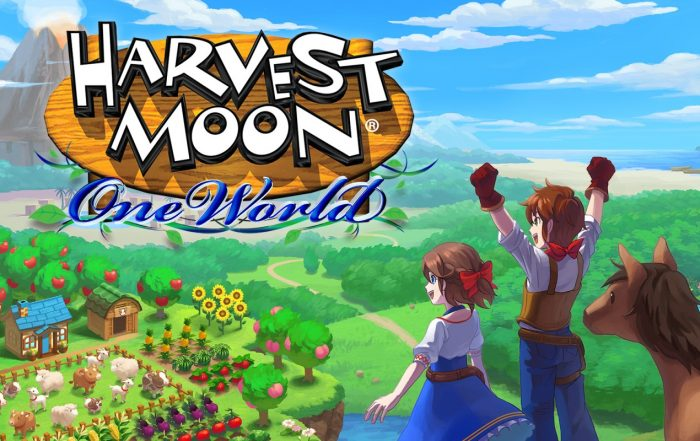 Harvest Moon One World Free Download