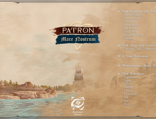 Patron – Mare Nostrum Free Download