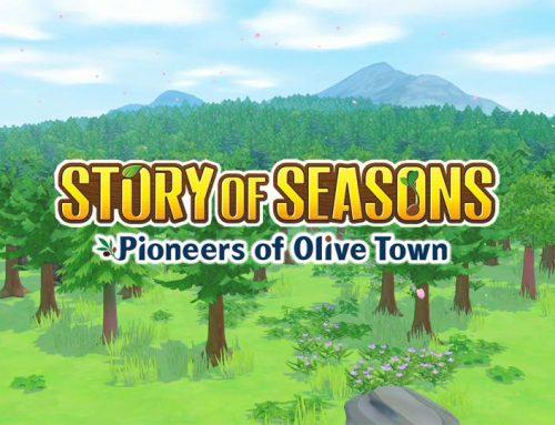 STORY OF SEASONS: Pioneers of Olive Town Free Download