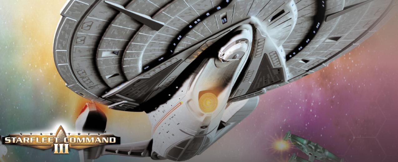 Star Trek Starfleet Command III Free Download
