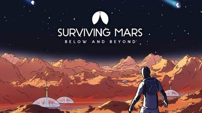 Surviving Mars Below and Beyond Free Download
