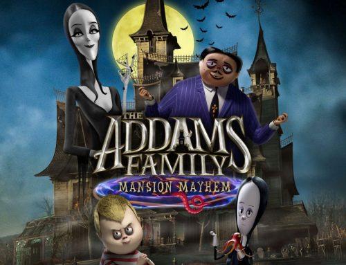 The Addams Family: Mansion Mayhem Free Download